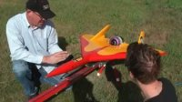 Very fast Turbine powered RC Jet