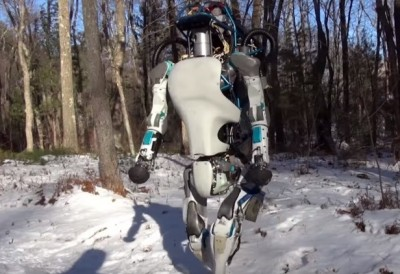 Google Boston Dynamics Atlas robot