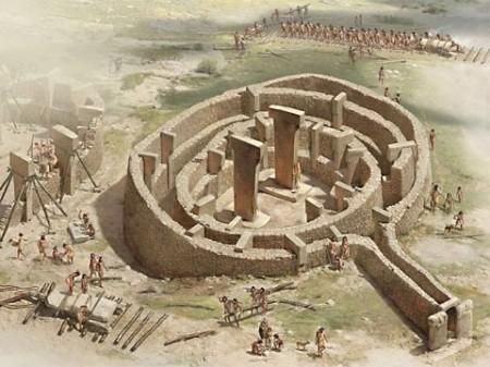 Göbekli Tepe, Dünyanın En Eski Tapınağı